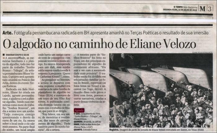 4-O TEMPO=- TERÇAS POETICAS-2013